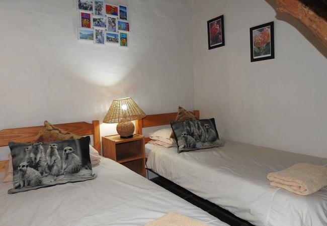 Second bedroom Disa