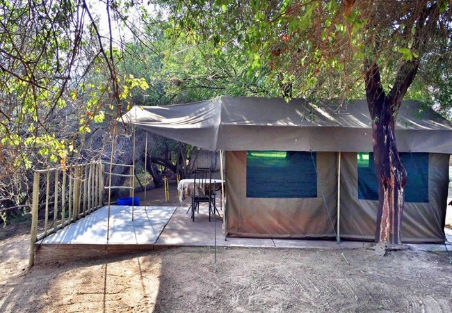 Two-Sleeper River Tent