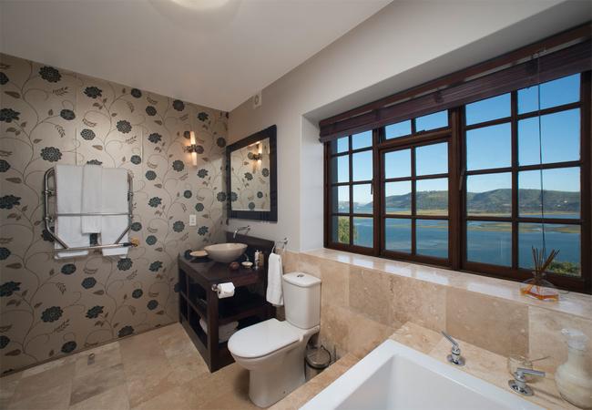 Executive Lagoon Facing Suite - Sunbird