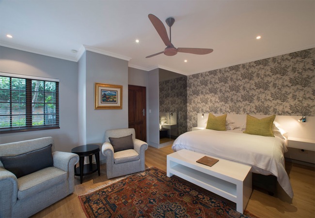Luxury Garden Room - Sivuyile