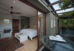 Luxury Garden Room - Sivuyile