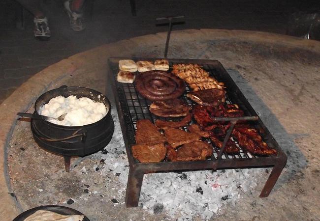 Traditional BBQ