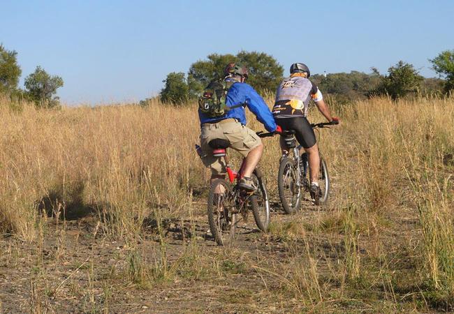 Mountain Bike (Own Bike)