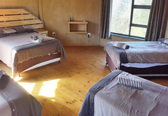 Self Catering En-Suite Chalet