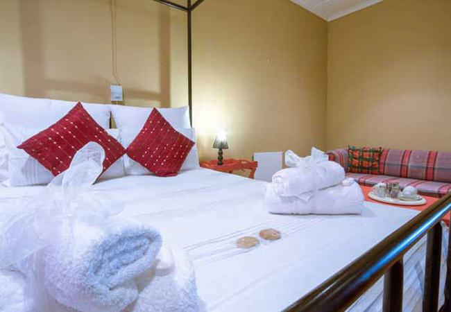 En-Suite - Downstairs (Room 10)