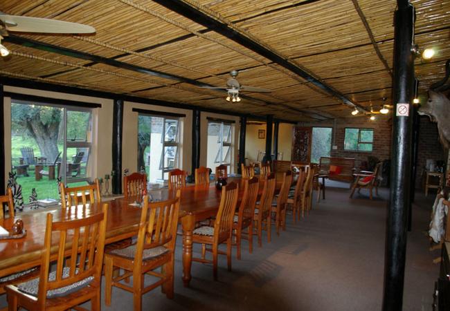 Lodge Communal Area