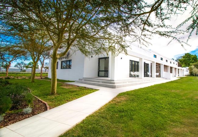 Villas with Patios