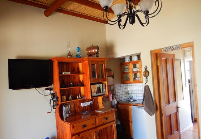 Unit 1-3 kitchen nook