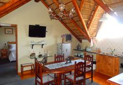 Unit 4 dining room / kitchen