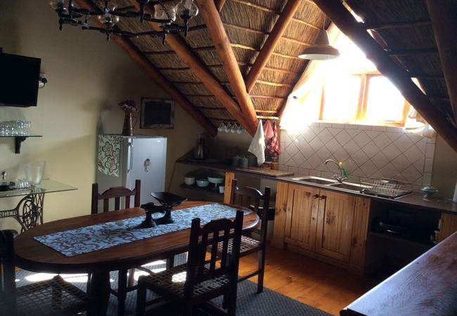 Unit 4 kitchen area
