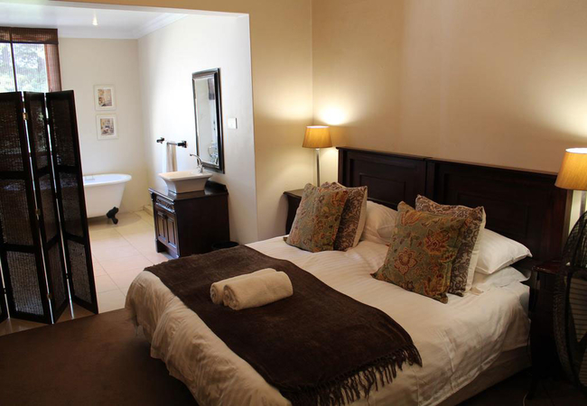 Open Plan Rooms