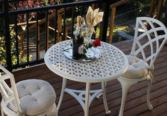 Majesty Luxury Suite With Balcony