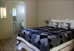 Self Catering Double Bed En Suite