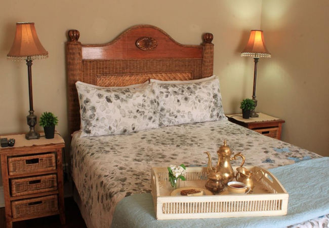 Room 1 Double Bed En Suite