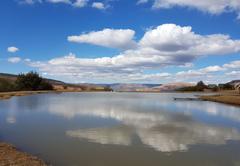 Flyfishing dam