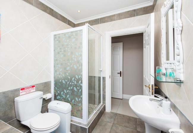 Double Room (Bath and Shower)