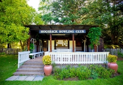 Home to the Hogsback bowling club