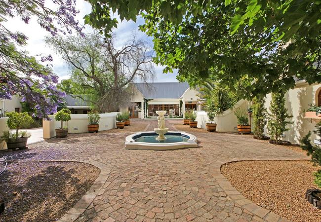 Kleinbosch Lodge