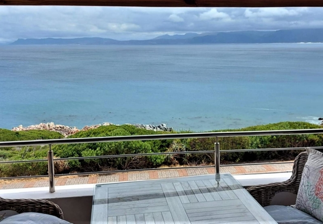 Deluxe Penthouse Suite with Sea View