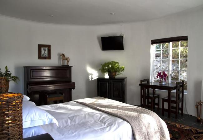 Buchu - Double Room with Fireplace