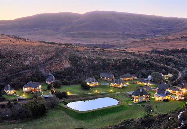 Komati Gorge Lodge