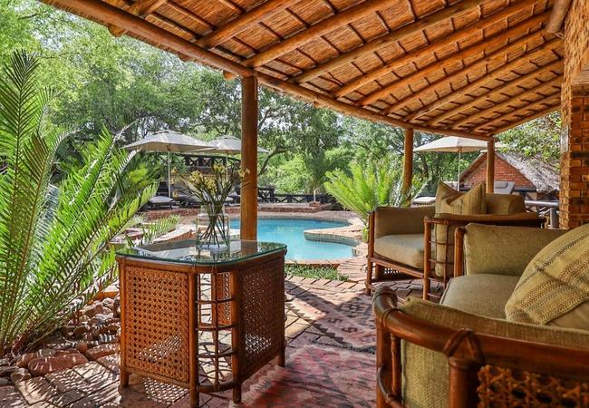 Kruger Riverside Lodge