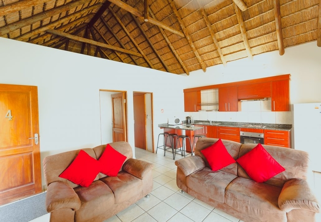 Self-catering Chalet River View