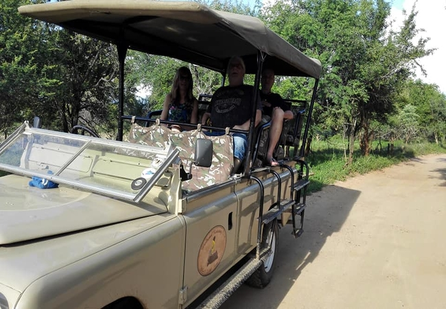 GAME DRIVES IN MARLOTH