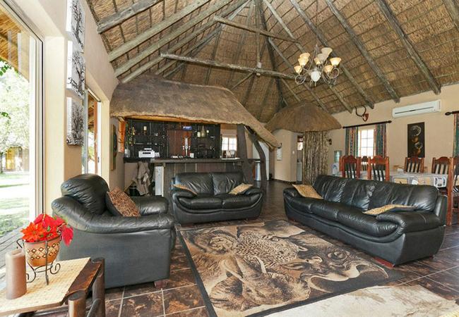 Kudu\'s Rus Game Lodge