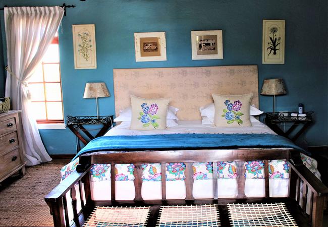 Luxury Blue Room