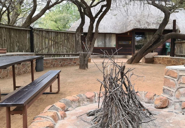 Two Bed Thatch