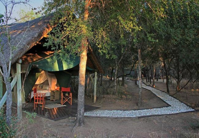 Meru Safari Tent