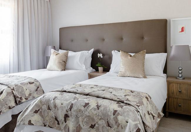 Luxury Two Bedroom Apartment
