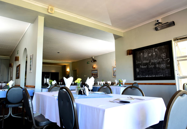 Eigebraai Restaurant
