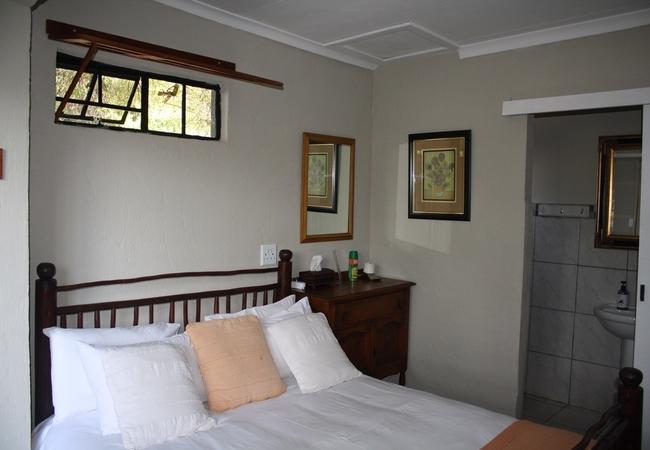 Sage Guest Room