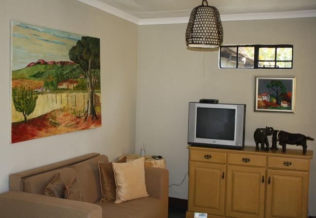 Pecan Tree Cottage lounge