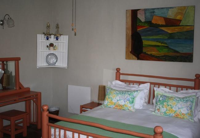 Lavender Cottage bedroom