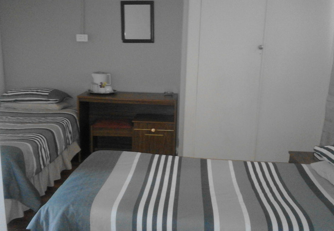 Twin Bed Chalets