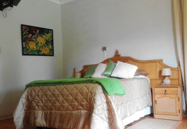Double Bedroom Chalets