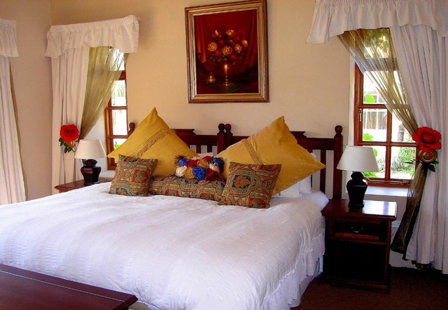 Lakeside Double Rooms