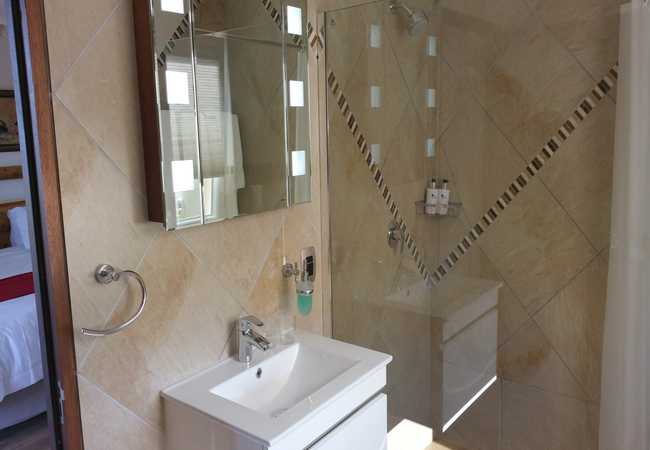 Rhino Suite Bath room