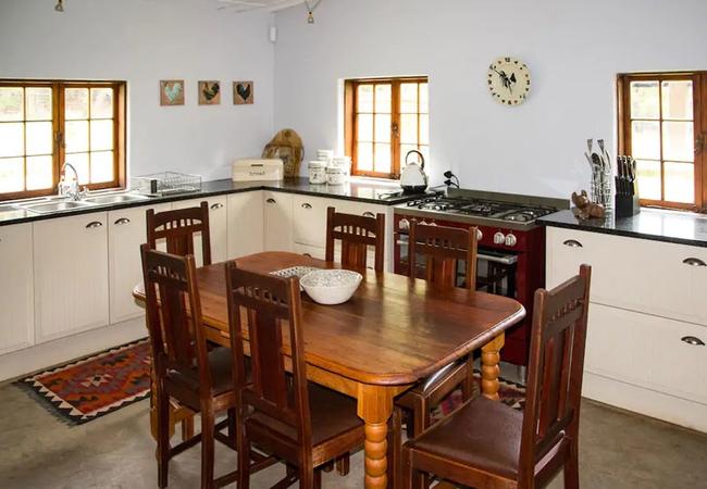 Berghuis kitchen