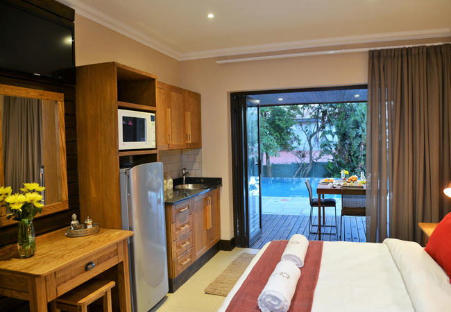 Luxury Pool Room
