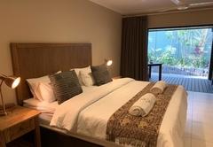 Luxury Garden rooms