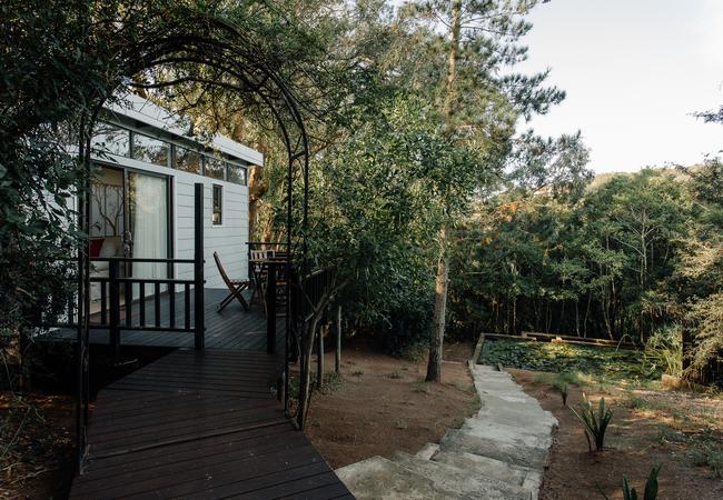 View outside Acacia