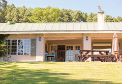 Lavender Trout Main House