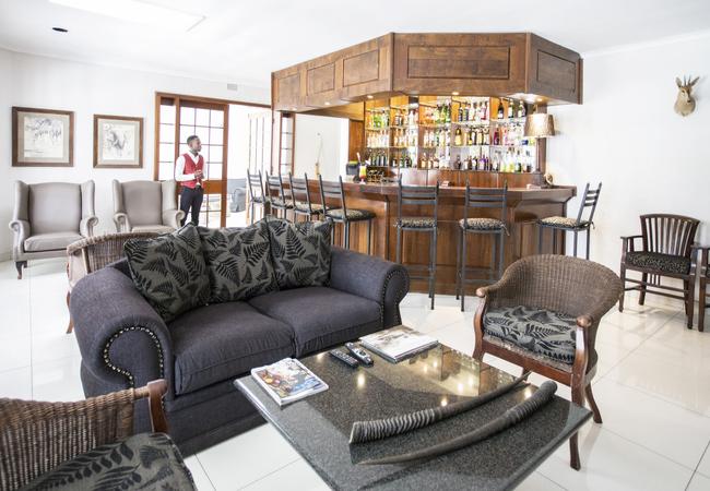 The Bar at Leeuwenhof Country Lodge