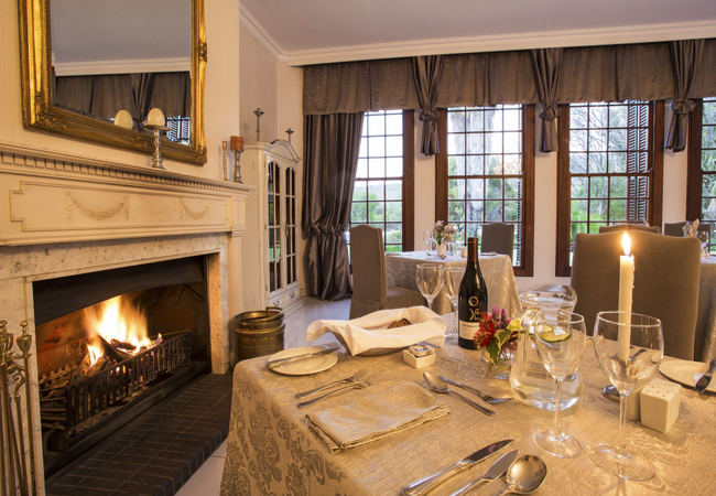 The Restaurant at Leeuwenhof Country Lodge