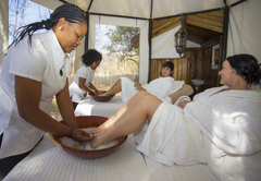 The Spa at Leeuwenhof Country Lodge
