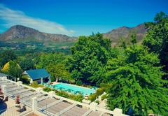 Le Franschhoek Hotel And Spa